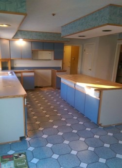 Hamilton kitchen before